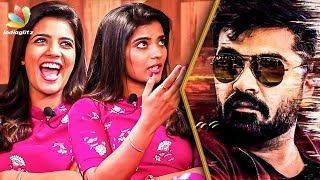 Simbu was Gautham Menon's First Choice : Aishwarya Rajesh Interview | Lakshmi | Bodhai Kodhai