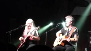 SWEET  Lady Starlight Acoustic   16 10 2015 Nürnberg Löwensaal
