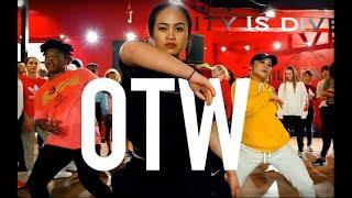 "Khalid - ""OTW"" | Phil Wright Choreography | Ig: @phil_wright_"