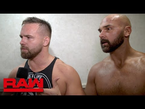 The Revival get the last laugh against The Usos: Raw Exclusive, May 20, 2019