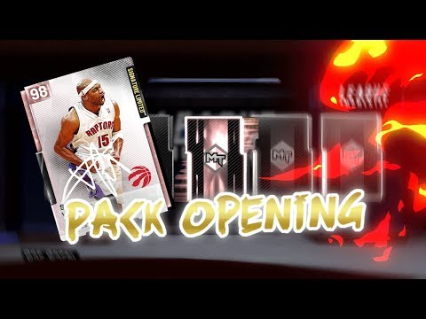 PINK DIAMOND VINCE CARTER PACK OPENING + SELLING CARDS FROM GALAXY OPAL GIANNIS NBA 2K19 MYTEAM