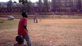 preview picture of video 'Rwanda Soccer Commentator'