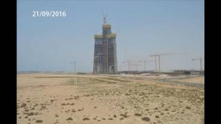 The Kingdom Tower | November Update | Second half of 2016