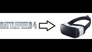 איך לשדר משחקי מחשב כבדים למשקפי המציאות של סמסונג Samsung Gear VR?
