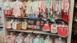 REBORN OUTING WITH BEAN! HAUL! SHOPPING WITH FAKE BABY AT CARTERS!