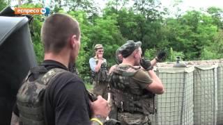 Десантники 95-ї бригади у Авдіївці    Станіслав Мельничук
