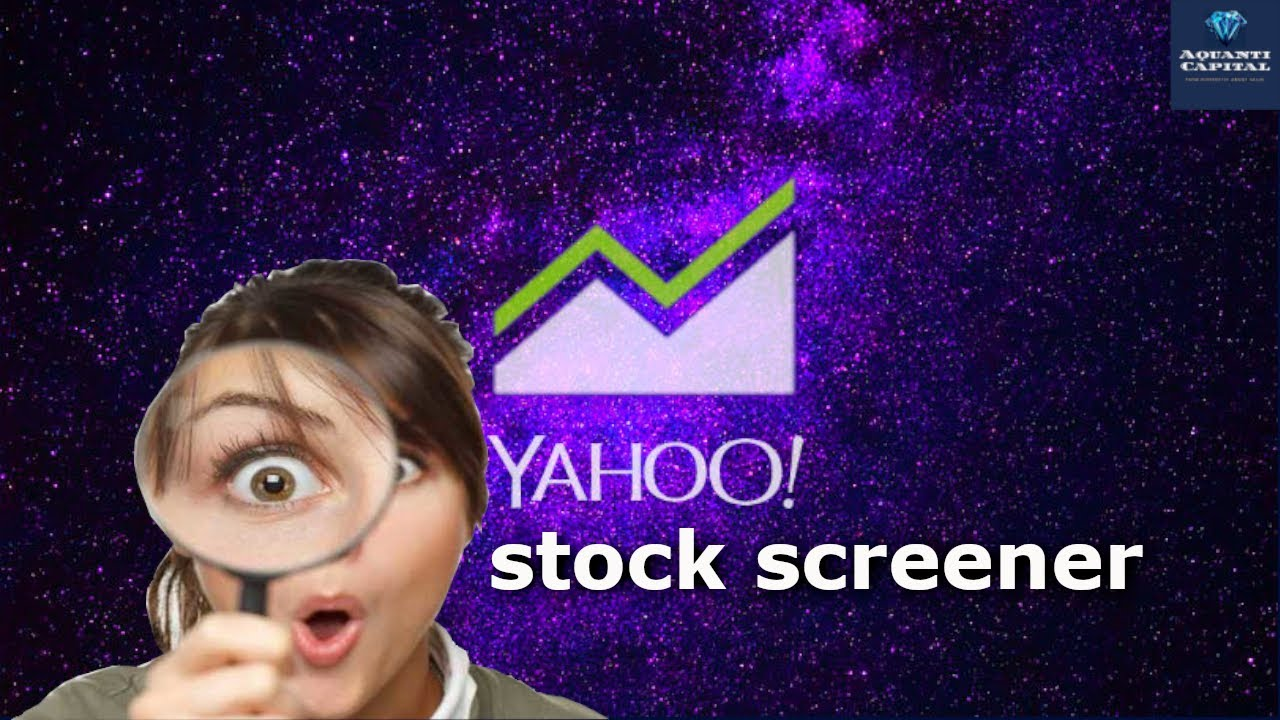 YAHOO FINANCING|Stock Screener thumbnail