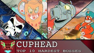 TOP 10 HARDEST CUP HEAD BOSSES