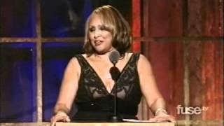 2011 Rock N Roll Hall Of Fame Induction - Darlene Love.mpg