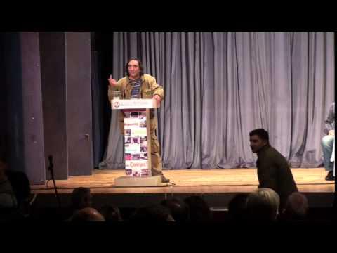 Ενημέρωση δημοτών 23-11-14. Ομιλία Χ. Παναγιωτόπουλου