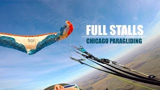 FULL STALLS | Chicago Paragliding