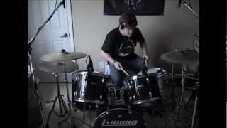 Angels and Airwaves Dry Your Eyes Drum Cover