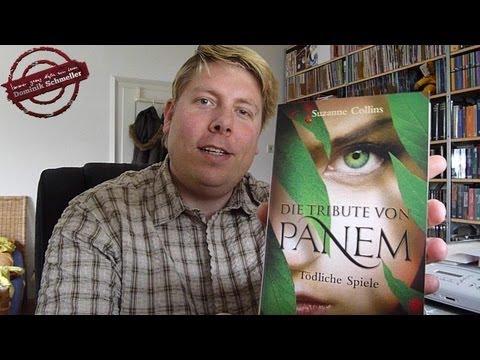 Buchbesprechung: Die Tribute von Panem 1 - Tödliche Spiele - Suzanne Collins