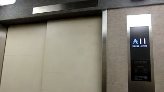 【ケチ更新】六本木ロアビルの人荷用エレベーター(三菱製)