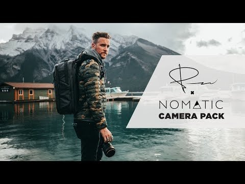 The Camera Pack: Peter McKinnon X NOMATIC-GadgetAny