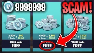 Top 5 Fortnite Scams YOU WON'T BELIEVE EXIST!