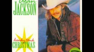 Santas Gonna Come In a Pick Up Truck   Alan Jackson
