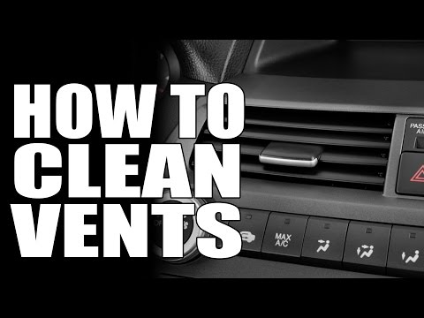 How To Clean Air Conditioning Vents - Masterson's Car Care -  Auto Detailing