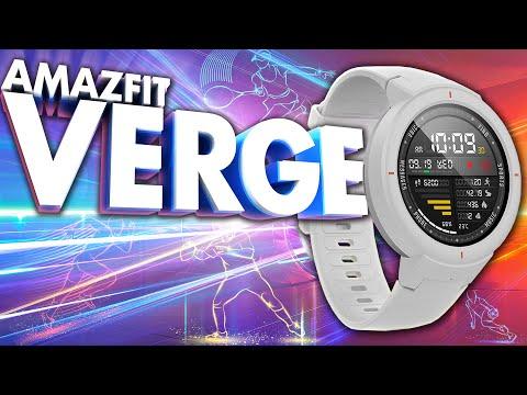 Amazfit Verge – Умные часы не только для СПОРТА!