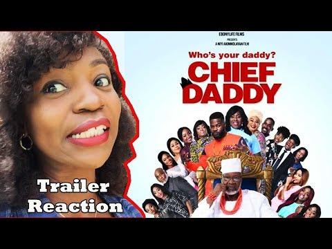 CHIEF DADDY MOVIE TRAILER REVIEW || Ebonylife Films