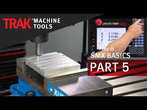 Blended Two Lines | ProtoTRAK SMX CNC | Basic Programming 5
