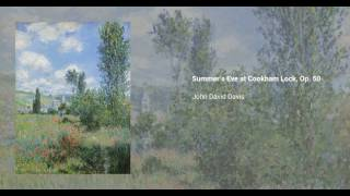 Summer's Eve at Cookham Lock, Op. 50