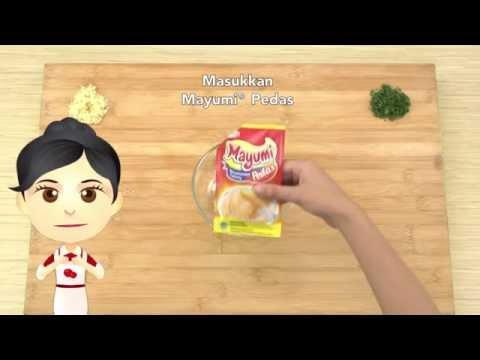 Video Dapur Umami - Roti Panggang Mayumi