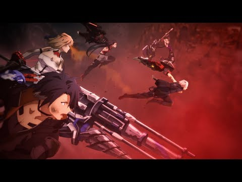 GOD EATER 3 - Multiplayer Trailer | PS4, PC thumbnail