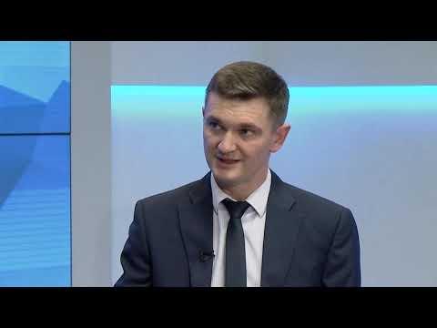 Заместитель министра ЖКХ Валерий Былков о благоустройстве общественных территорий