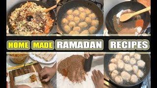 Ramadan Recipes  Iftar Recipes