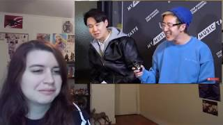 Reaction To Ateez Chaotic Interview DKDK
