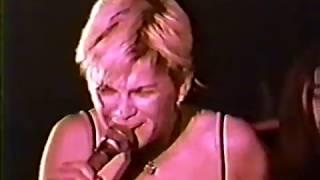 7 Year Bitch -  Rock a Bye (live 1993)