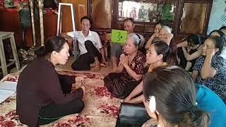 Gọi hồn cô đồng Sinh : 4 con gái k đc phá nhà thờ tổ 1/7/2018