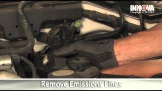 How to change EVAP Canister Purge Valve - 1999 Lincoln Navigator
