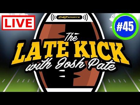 Late Kick Live Ep.45: Latest Intel On College Football Season w/Bud Elliott