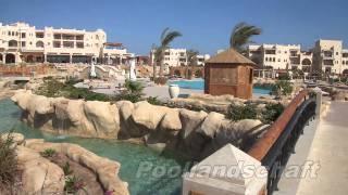 preview picture of video 'Ägypten Oktober 2011: Kempinski Soma Bay'