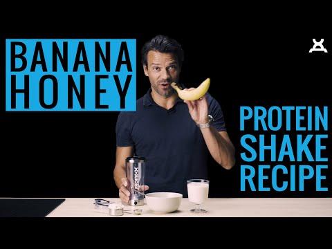 BANANA & HONEY SHAKE | PROMiXX Kitchen (Recipe) [2018]