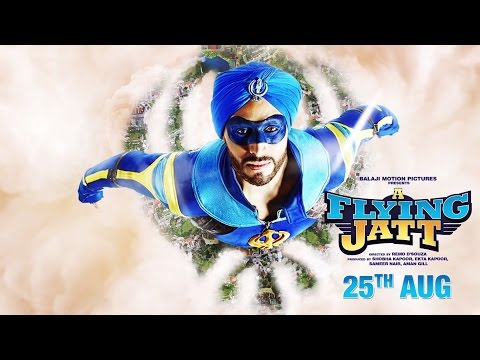 A Flying Jatt | Official Motion Poster | Tiger Shroff, Jacqueline Fernandez, Nathan Jones