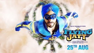 A Flying Jatt - Official Motion Poster