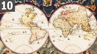 Top 10 ASTONISHING Old Maps