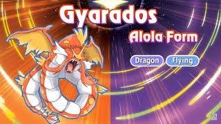 Future Alolan Pokemon UltraSun and UltraMoon 2 GEN7 Fanmade