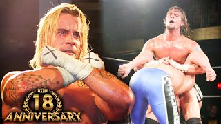 3 EPIC CM Punk Matches in ROH! | ROH 18th Anniversary Collection