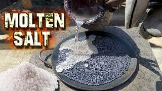 Will Molten Salt Melt Lead? - Video Youtube