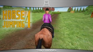 Horse Jumping 4 (Horse Game)