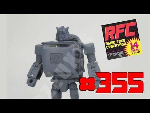 Radio Free Cybertron - 355