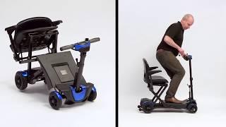 E-Volt Electric Folding Scooter