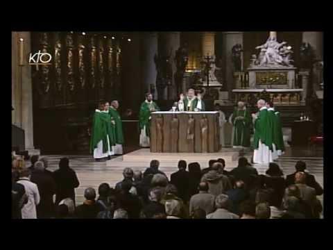 Messe du 14 novembre 2014