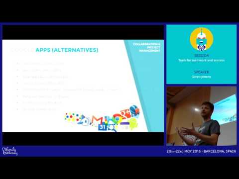 JAB16 - Tools for teamwork and success