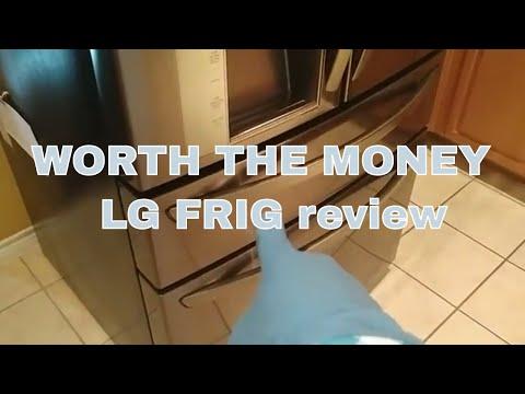 LG Refrigerator review