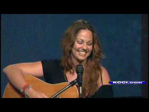 Iowa Music: Sara Routh Sings...